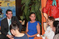 Discussing issues-Emanuel Pleitez, candidate for Los Angeles Mayor www.pleitezforla.com