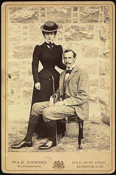 King Haakon and Queen Maude of Norway