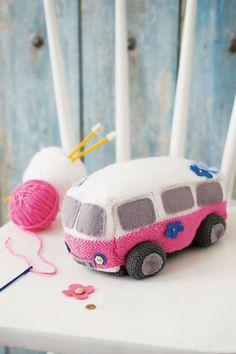 Knit Your Own Camper Van