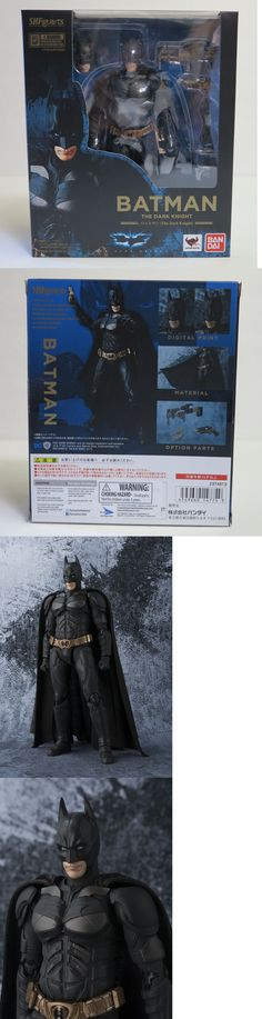 TV Movie and Video Games 75708: In Stock S.H. Figuarts Dc Batman The Dark Knight Bandai Action Figure -> BUY IT NOW ONLY: $54.99 on eBay!