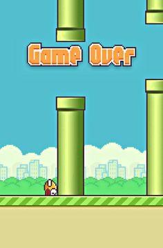 Flappy Birds #GameOver