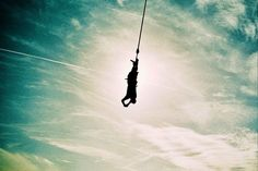 bungee jumping........the ONE thing i am absolutely terrified of...