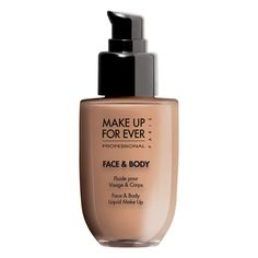 Face & Body - Soft Beige Liquid Make-Up 31601