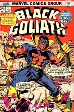 Black Goliath (1976 Marvel) 1