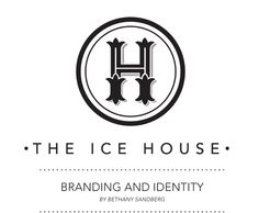 THE ICE HOUSE: BRANDING & IDENTITY on Branding Served