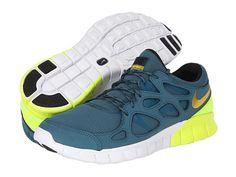 Nike Free Run+ 2 Night Factor/White/Black/Dark Charcoal - Zappos.com Free Shipping BOTH Ways