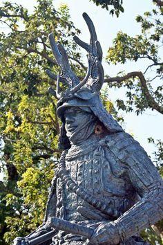 Statue of Honda Tadakatsu