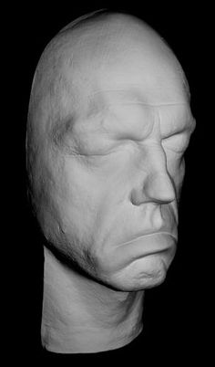Matrix Hugo Weaving life mask