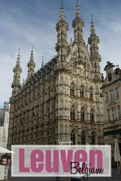 Leuven, Belguim