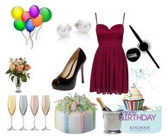 """""""Birthday party"""" by adri-98 on Polyvore"""