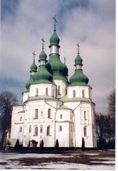 Castle Photo Archive, Chernihiv Palaces, Ukraine