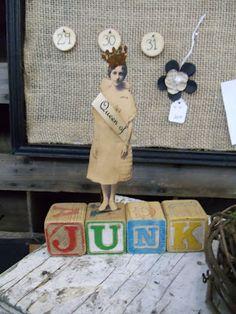 Junk Queen