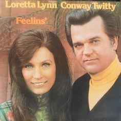 loretta lynn and conway twitty - feelins