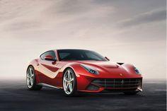 2013 Ferrari F12 Berlinetta rojo rojo mmmmm