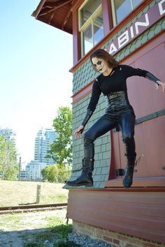 The Crow Cosplay