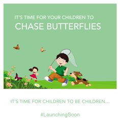 It's time for your children to chase butterflies. It's time for children to be children. Launching Soon www.arkadegroup.com #ArkadeGroup #RealEstate #Mumbai #Property #Residential #Home #Arkade #TheFutureIsNow