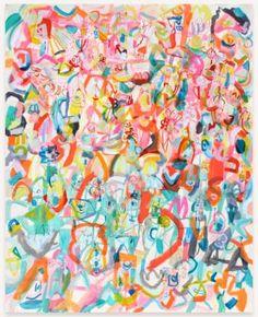 "Saatchi Art Artist Sarah Giannobile; Painting, ""cleome serrulata"" #art"