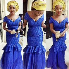 We are in the ember months, and we will be seeing loads of Aso-Ebi trends like never before. Wedding guests are coming out of their comfort zones and they are putting in all efforts to look their best for weddings. Using the finest fabrics, laces and embellishments, Aso-Ebi fashion belles make sure they create astonishing statements with goergeous designs that simply ooze glamour - after all, this is a perfect time to enjoy your friends and loved ones' big day.Gathering inspiration from ...