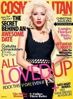 Magazine photos featuring Christina Aguilera on the cover. Christina Aguilera magazine cover photos, back issues and newstand editions. Christina Aguilera, Christina Millian, Christina Applegate, Cosmopolitan Magazine, Instyle Magazine, Anna Wood, Divas, Fashion Magazine Cover, Magazine Covers