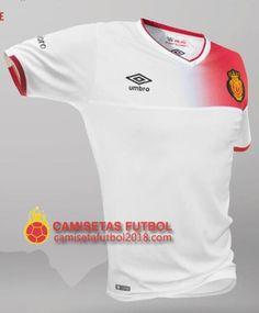 Segunda camiseta Tailandia RCD Mallorca 2016 2017