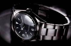 私が愛した時計 ロレックス エクスプローラー 1016 Part.1 - 帰ってきた ё俺のブログё分派 ばけねこの遊々人生編 〜勝手気ままな腕時計詳細レビュー〜
