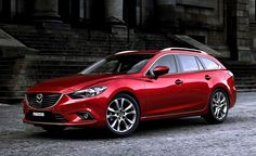 2014 Mazda6 Wagon Revealed Ahead of Paris Motor Show Debut. For more, click http://www.autoguide.com/auto-news/2012/09/2014-mazda6-wagon-revealed-ahead-of-paris-motor-show-debut.html