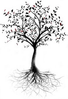 I want a tree on my arm that goes up onto my shoulder and has roots that goes down to my wrist.