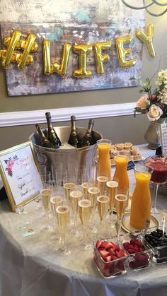 How to throw a bridal shower on a budget: