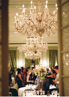 Elegant Gathering ~ Ana Menendez
