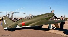 Mikoyan-Gurevich MiG-3 (1940) was a Soviet interceptor and fighter aircraft used during World War II. It had been designed for high-altitude combat but combat over the Eastern Front was generally at lower altitudes where it was inferior to other Soviet fighters.