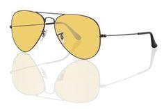 Óculos Ray-Ban Aviador (Foto: Divulgação)