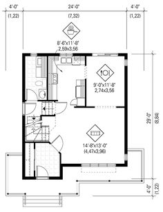 2661 best amazing architecture images in 2019 New York 1860 southern house plan 49724 level one southern house plans southern homes southern home plans