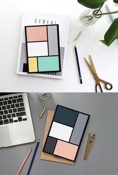 Editor Scrap Notebook