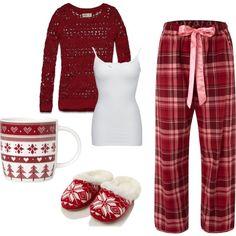 Christmas fashion, christmas outfits, christmas pyjamas, matching christmas p Lazy Day Outfits, College Outfits, Winter Outfits, Cute Outfits, Cute Pjs, Cute Pajamas, Christmas Fashion, Winter Fashion, Christmas Outfits
