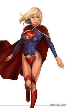 Supergirl's New Look