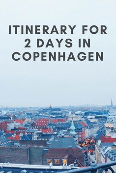 Got a weekend break in Copenhagen but not sure how to make the most of your time? I've put together what I think would be the perfect two days in the city. The itinerary should keep your budget down but still allow you to be busy and see a lot of the city. Copenhagen is …