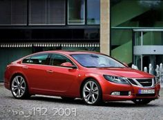 Saab Prototypes & Concepts