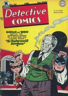 Detective Comics 131 Batman golden age DC comics