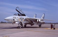 """USN Grumman Tomcat from """"Black Lions"""" Fighter Squadron. Airplane Fighter, Fighter Aircraft, Military Jets, Military Aircraft, Air Fighter, Fighter Jets, Tomcat F14, Grumman Aircraft, Uss Enterprise Cvn 65"""