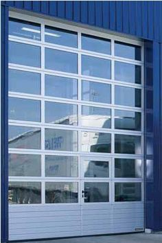 The Hormann APU40 is designed to offer substantial security, an attractive appearance and an abundance of light. With windows created from Duratec maximum scratch resistant glass, your windows will stay clean and scratch free wash after wash.  http://www.samsondoors.co.uk/hormann-apu40
