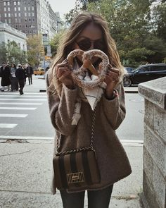 """When in NYC...❤️ 