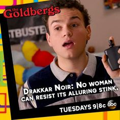 The Goldbergs - Tuesdays on ABC! Love it!
