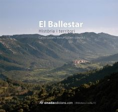 El Ballestar : història i teritori. Benicarló : Onada, 2010. Tapas, Products, Libros, November, Gadget