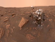 Curiosity s Dusty Self #NASA #APOD #Astronomy Picture Of the Day