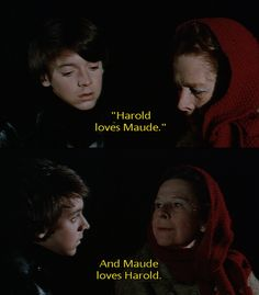 Harold and Maude - remember seeing this a long time ago & thinking then it was a bit strange, would need to see it again to decide if my opinion had changed