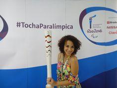 Tocha Paralímpica Rio2016