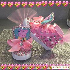 Peppa Pig SneakersPeppa Pig Bday Peppa Pig Custom Shoes