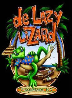 de Lazy Lizard; Ocean City, MD
