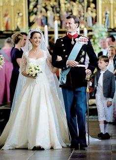 Marie and Joachim of Denmark