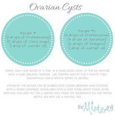 Ovarian Cysts ❤️